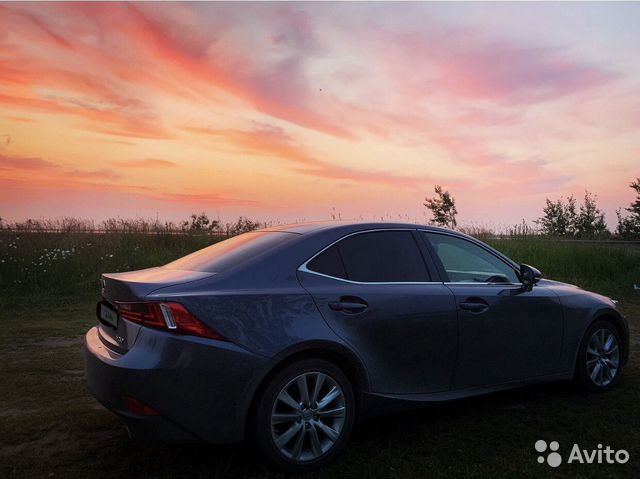 Lexus IS, 2013 89821902507 купить 1