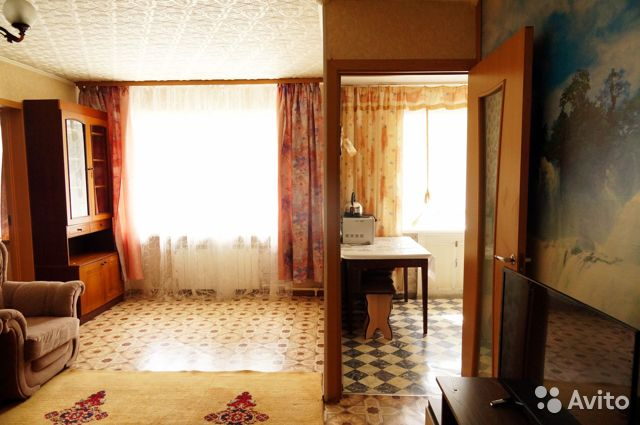 2-к квартира, 43 м², 1/5 эт. 89130842247 купить 5