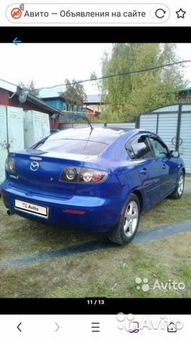 Mazda 3, 2008 89068975674 купить 2