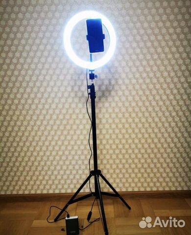 Кольцевая лампа 89307266468 купить 1