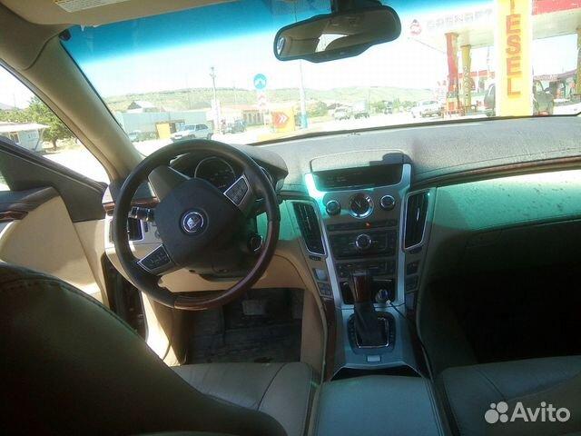 Cadillac CTS, 2009  купить 3