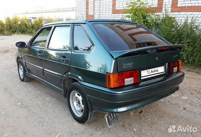 VAZ 2114 Samara, 2007 köp 3
