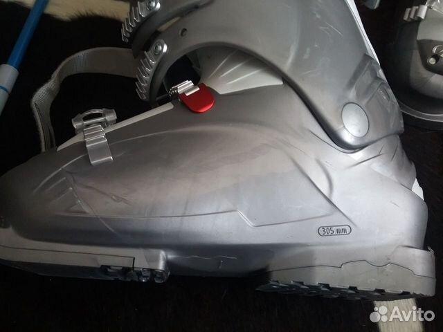 Продам лыжные ботинки купить 4