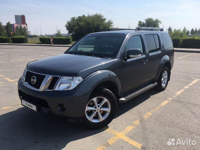 Nissan Pathfinder, 2010  89343355277 купить 1