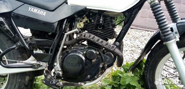 Продам мотоцикл ymaha TW 200