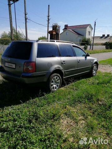 Volkswagen Passat, 2002  89281943661 купить 4