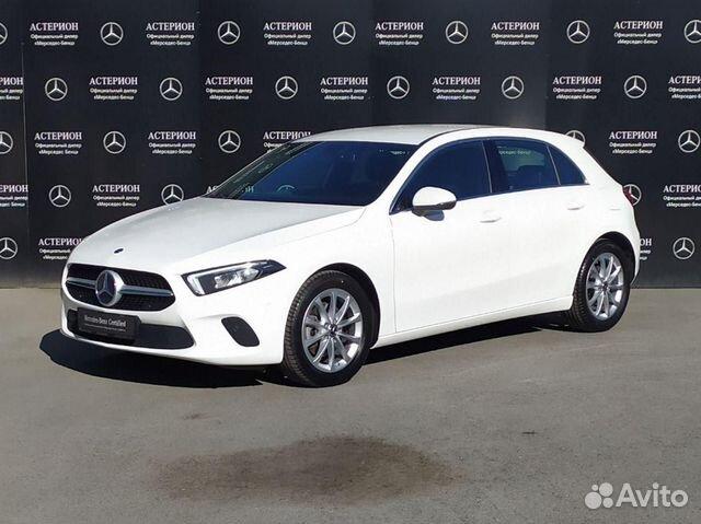 Mercedes-Benz A-класс, 2019  купить 1