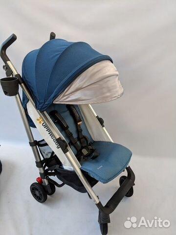Uppababy G-luxe новая модель 2019