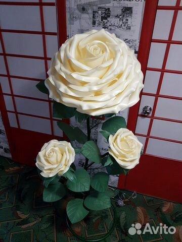 Торшер Ростовые цветы Роза  89009049190 купить 8