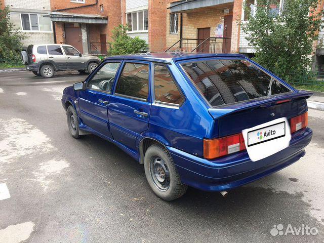 ВАЗ 2114 Samara, 2007  89673825523 купить 2
