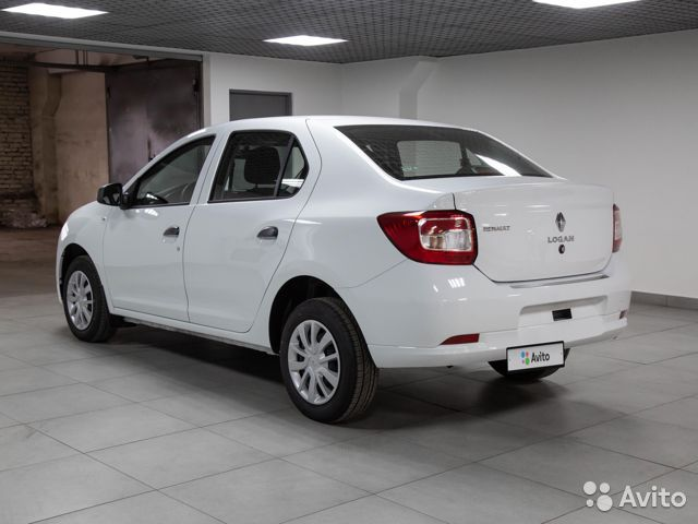 Renault Logan, 2020  89134005860 купить 6