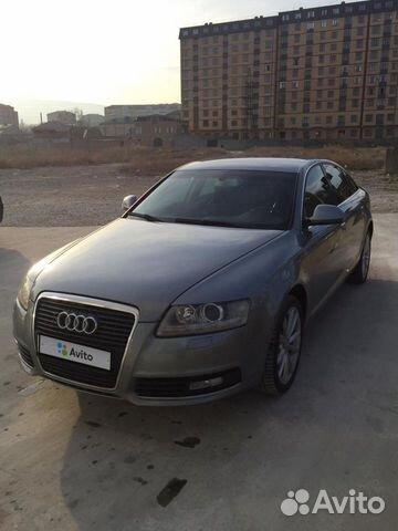 Audi A6, 2010  89637954333 купить 2
