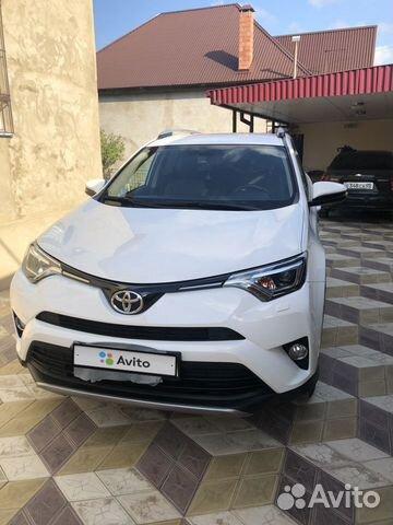Toyota RAV4, 2018  89094798562 купить 4