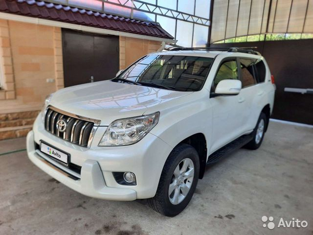 Toyota Land Cruiser Prado, 2012  89034175732 купить 1