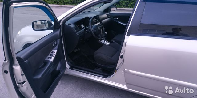 Toyota Corolla, 2006  89617258381 купить 9