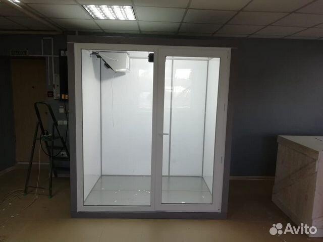 Охлаждаемая витрина камера