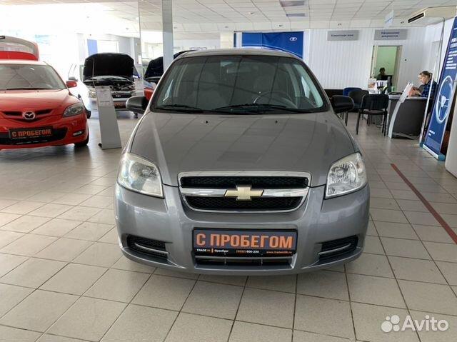 Chevrolet Aveo, 2011  89228836079 купить 5