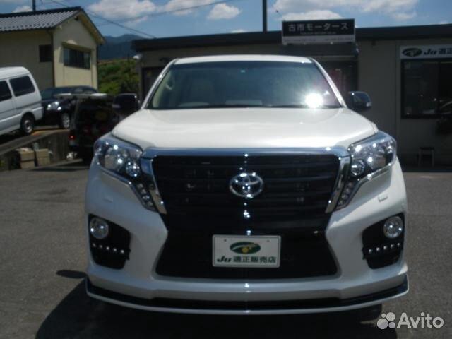 Toyota Land Cruiser Prado, 2015  89998820000 купить 2