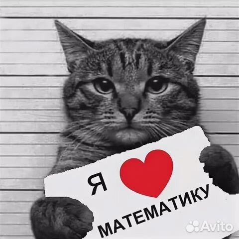 Репетитор по математике  89529983647 купить 1