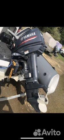 Лодочный мотор Yamaha 30  89062923273 купить 1