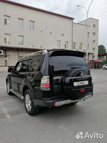 Mitsubishi Pajero, 2007  89627833935 купить 5