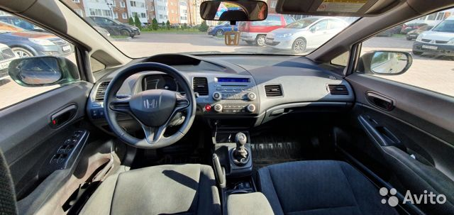 Honda Civic, 2009  89092691207 купить 9