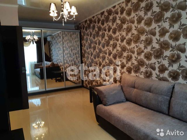 1-к квартира, 33.5 м², 2/3 эт.