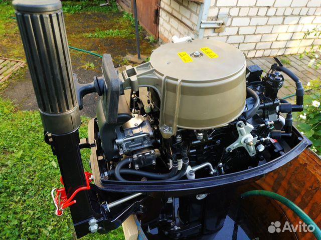 Мотор лодочный Tohatsu M 18 E2S (2020года)  89051307573 купить 1