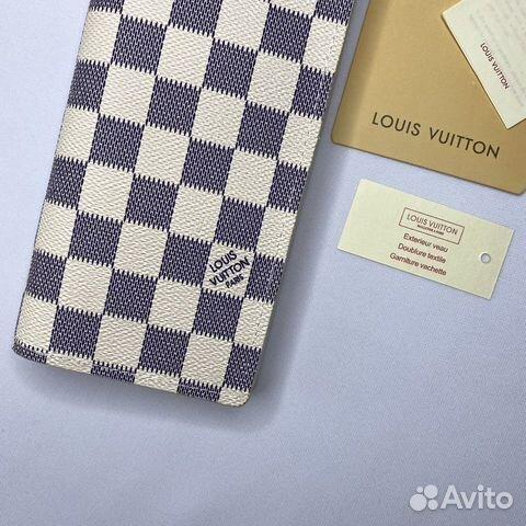 Кошелек Louis Vuitton Damier Azur  89995105666 купить 2