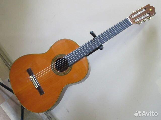 89025069832  Классическая гитара Yamaha C-300 (1982 Japan)