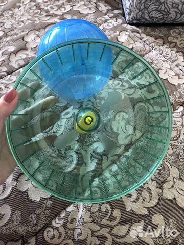 Колесо и шарик для грызунов  89224177328 купить 2