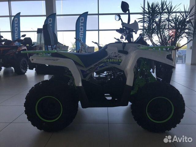 Квадроцикл rockot hammer-200  88792225000 купить 2