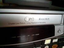 LG BH-762W HI-FI stereo + кассеты