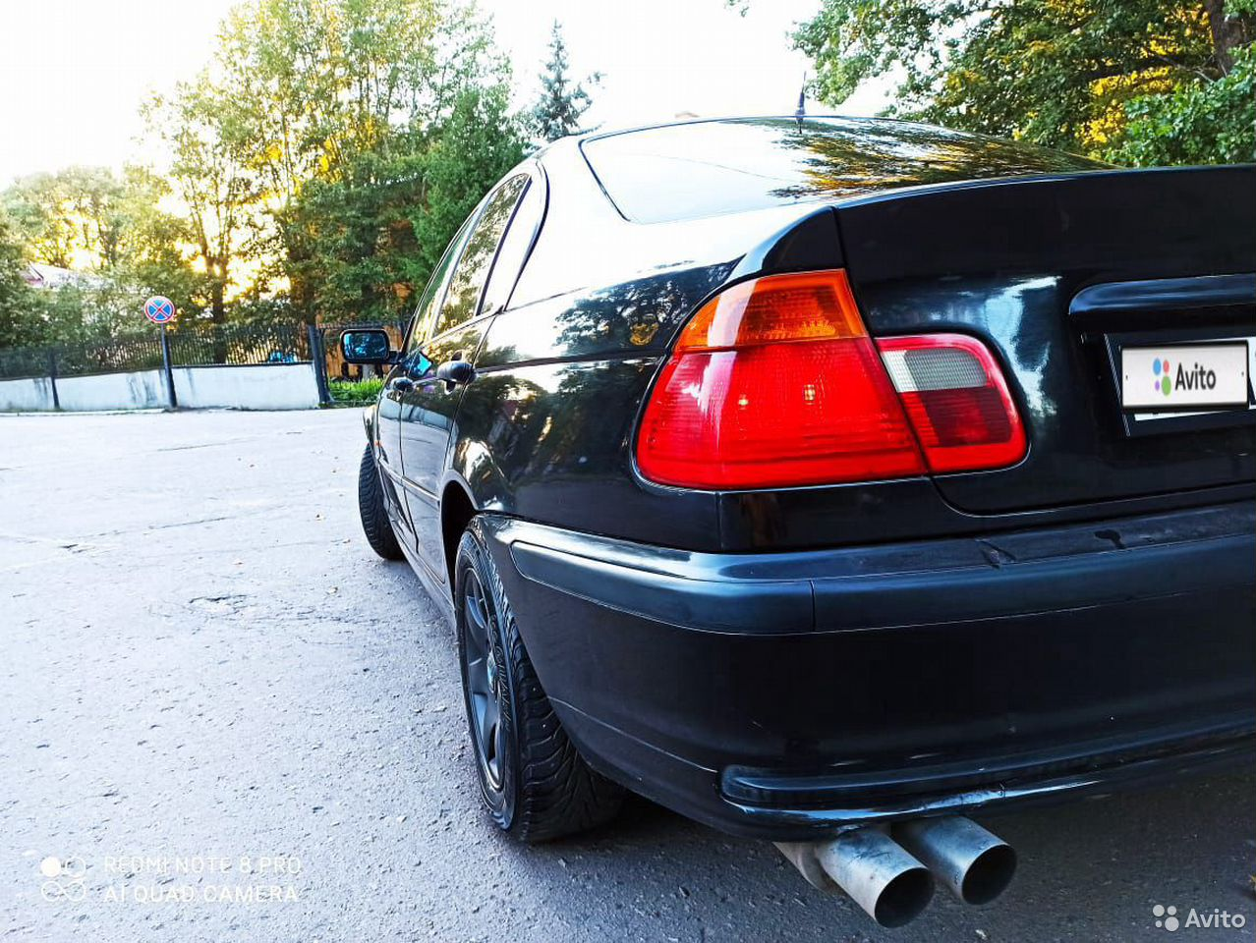 BMW 3 серия, 1998  89066585814 купить 4