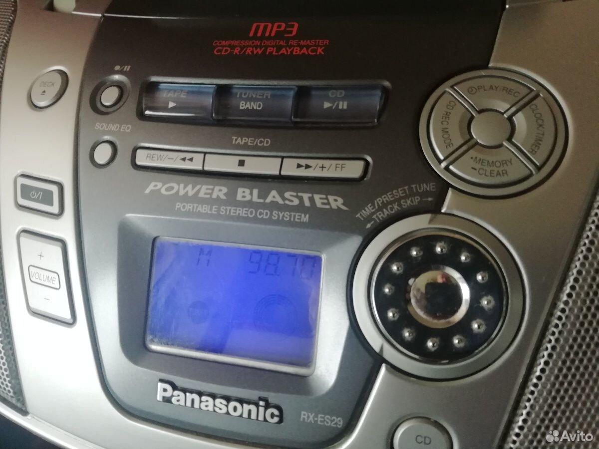 Panasonic RX-E29, сборка Малайзия  89658937351 купить 7