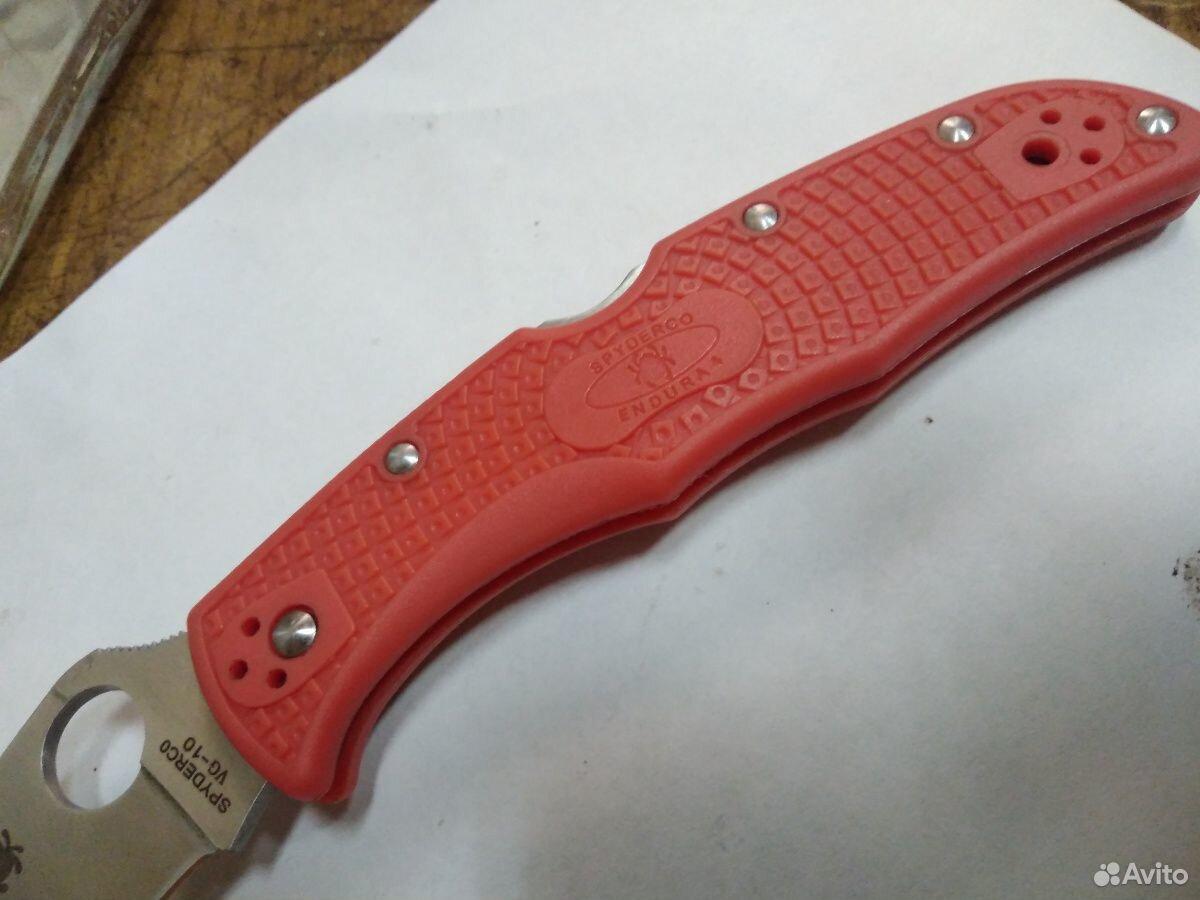 Нож Spyderco Endura  89506312966 купить 2