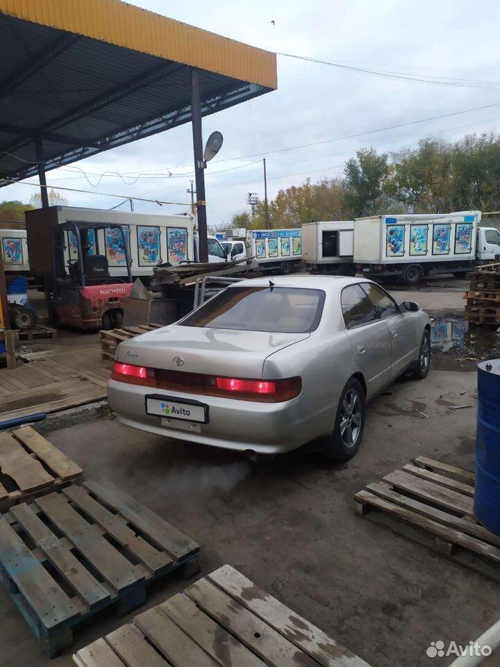 Toyota Chaser, 1993  89063932376 купить 2