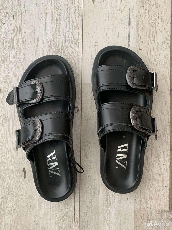 Новые бомбезные сандалии Zara  89050263348 купить 6