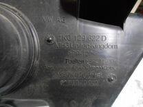 1K0129622D VAG Резонатор воздушного фильтра