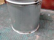 Воздуховод оцинкованный 0,7 мм