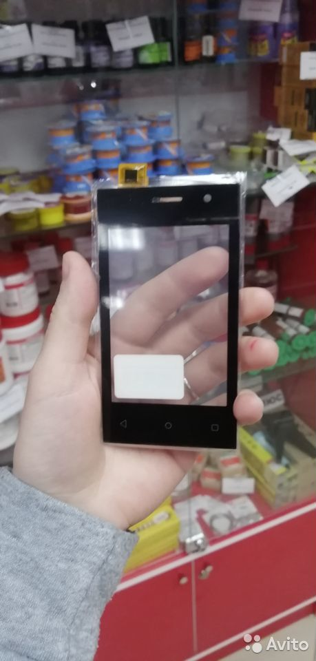 Touch Highscreen Pure J (черный)  89003081353 купить 8
