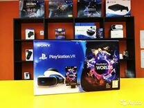 PS4 VR2 Новый+камера+гарантия