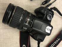 Фотоаппарат Canon 450D и объектив ultrasonic 28-13