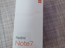 Xiaomi Redmi Note 7 Global 4/64 новый