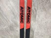 Беговые лыжи atomic PRO S2 skate + крепления