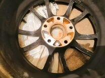 Колеса R16 диски Rial, резина Goodyear