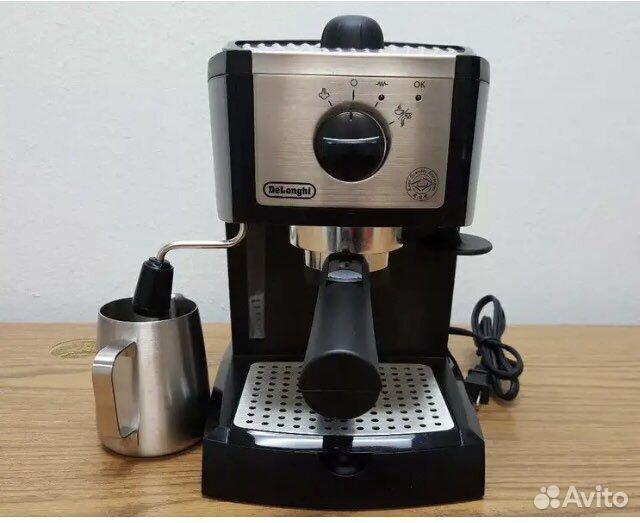 Кофеварка De'Longhi ec 155