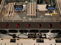 Сервер hp dl380e gen8 / dl380e g8 2cpu 10core