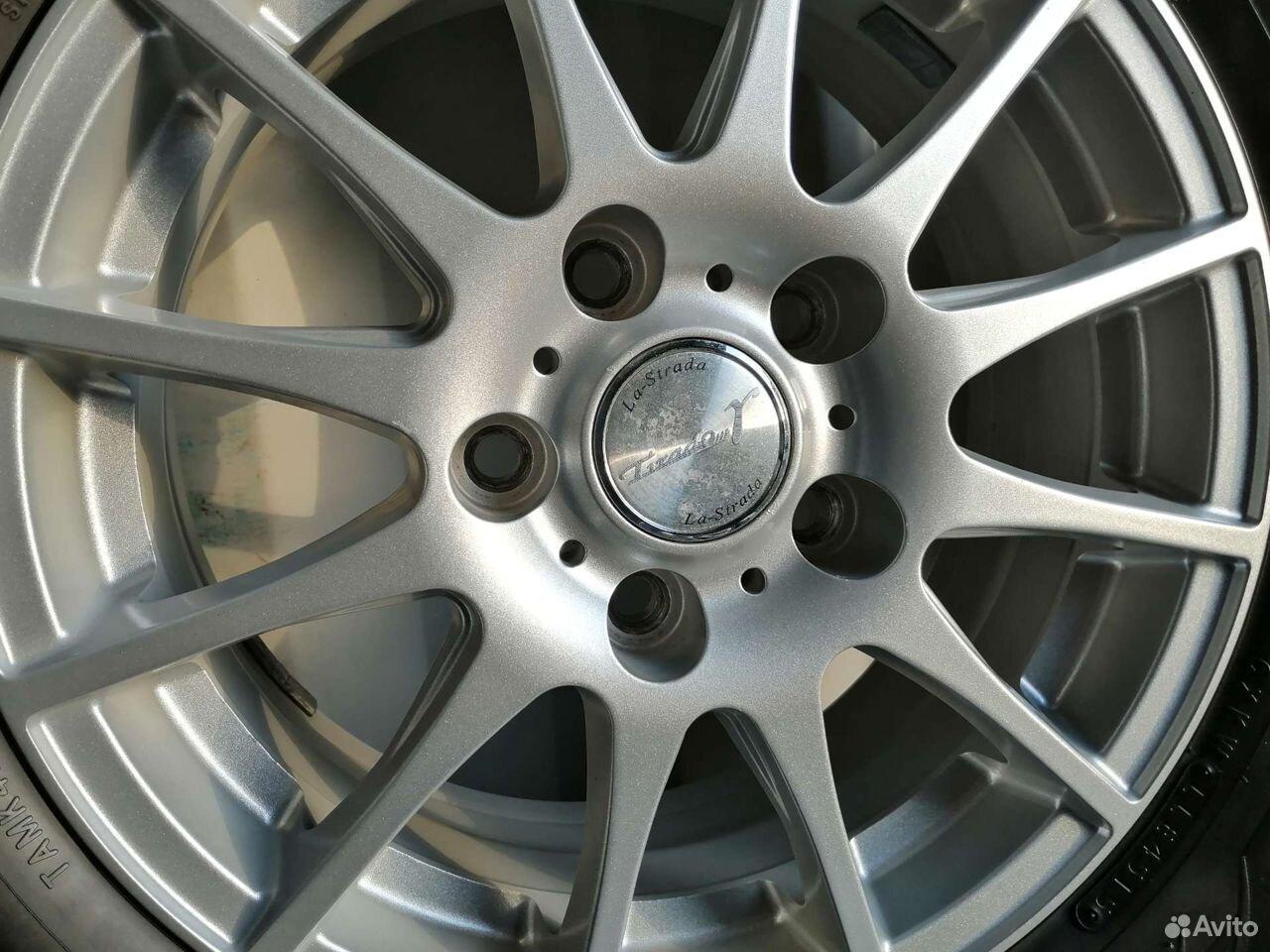 Комплект колес (№47) из Японии  89244146927 купить 3
