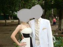 Красивый белый костюм — Одежда, обувь, аксессуары в Воронеже